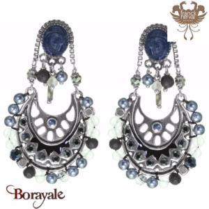 Collection Amy,  Boucles d'oreilles Franck HERVAL 12--62868