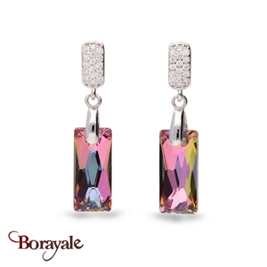 Boucles d'oreilles SPARK bijoux made with Swarovski Elements A465V
