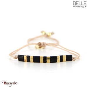 bracelet -Belle mais pas que- collection Golden Chic B-1803-CHIC