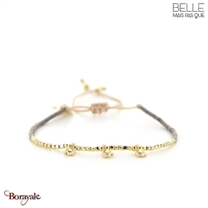 bracelet -Belle mais pas que- collection Golden Chic B-1818-CHIC