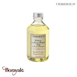 Recharge pour bouquet parfumé DURANCE 250ml Cannelle-Orange