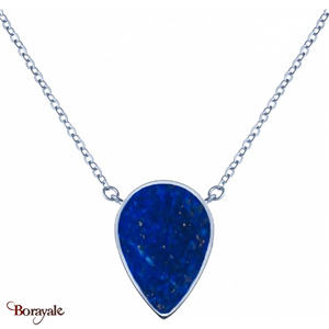 Collier Lapis Lazuli, Collection: Goutte YOLA