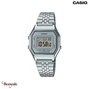 Montre CASIO Vintage collection LA680WEA-7EF