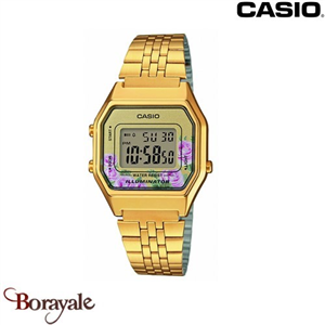 Montre CASIO Vintage collection LA680WEGA-4CEF