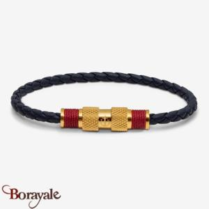 Bracelet TOM HOPE Canterburry blue Taille: M