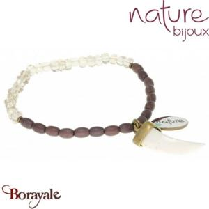 Collection Kheela, Bracelet NATURE Bijoux 13--29387