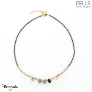 Collier -Belle mais pas que- collection Hiba C3 HIBA-C3