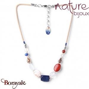Collection BAHIA, Collier Nature bijoux 15--27176