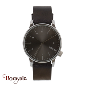 Montre KOMONO Collection WINSTON REGAL BLACK KOM-W2255