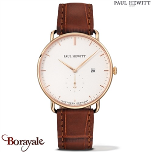 Montre PAUL HEWITT collection Grand atlantic line PH-TGA-G-W-14M