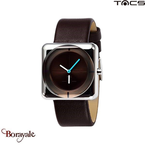 Montre  TACS Soap Unisexe Marron