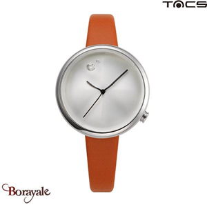 Montre  TACS ICICLE Femme Orange