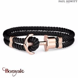 Bracelet PAUL HEWITT collection Phreps nylon PH-PH-N-R-B-L ( taille L )