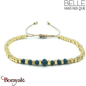 "Bracelet ""Belle mais pas que"" collection Golden Summer B-791-GSU"