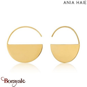 Collection Geometry Class, Boucles d'oreilles ANIA HAIE E005-02G