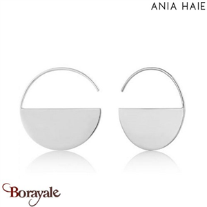 Collection Geometry Class, Boucles d'oreilles ANIA HAIE E005-02H