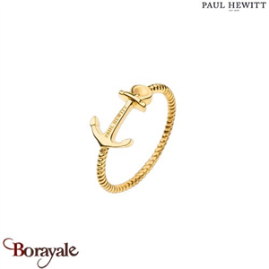 Bague PAUL HEWITT Anchor Rope PH-FR-ARO-G-52
