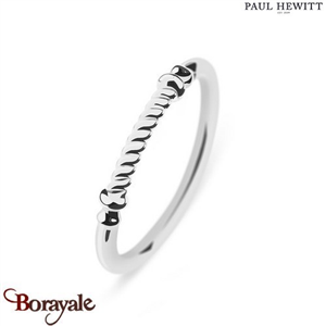Bague Portside Acier - Taille 52  PAUL HEWITT Collection Portside PH-FR-PRO-S-52