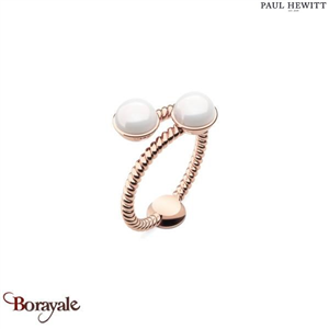 Bague -PAUL HEWITT- collection Anchor PH-FR-ROPE-R-56 taille 56