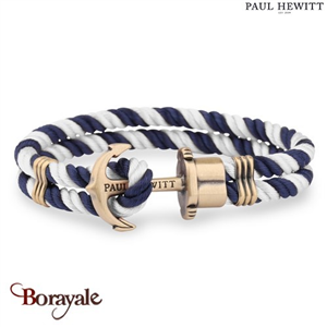 Bracelet PAUL HEWITT collection Phreps nylon PH-PH-N-NW-L ( taille L )
