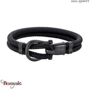 Bracelet -PAUL HEWITT- collection Phinity Nylon PH-SH-N-B-B-M taille M