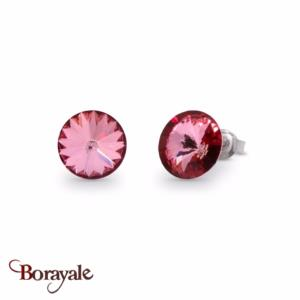 Boucles d'oreilles SPARK bijoux made with Swarovski Elements A129PA