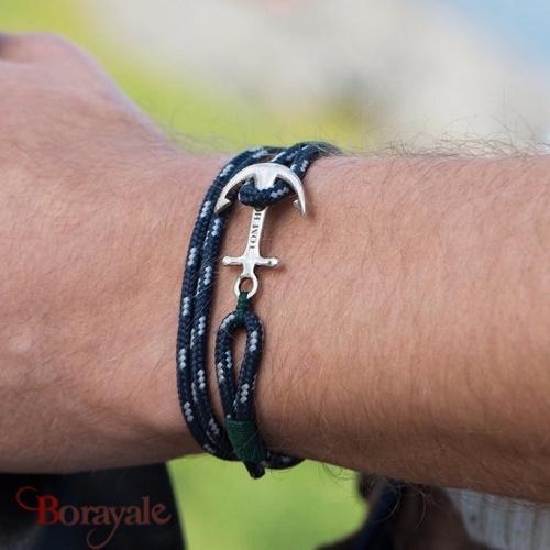 Bracelet ancre de marine tom hope southern 3 m