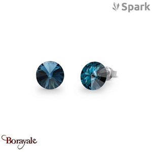 Boucles d'oreilles SPARK collection Candy made with Swarovski Elements A129MN