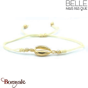 "Bracelet ""Belle mais pas que"" Collection New Bohème B-1304-NB"