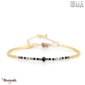 bracelet -Belle mais pas que- collection Golden Chic B-1362-CHIC