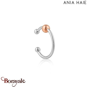 Out Of This World, Boucle d'oreille Argent - plaqué Or rose ANIA HAIE E001-05T