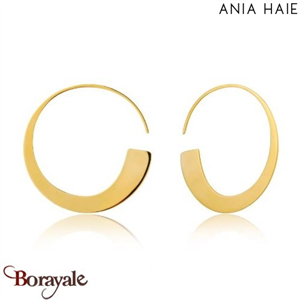 Collection Geometry Class, Boucles d'oreilles ANIA HAIE E005-01G