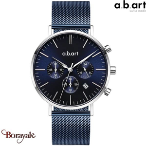 Montre A.B.ART, Série FT - 41 mm FT41-132-5S
