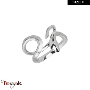 Bague -BREIL MILANO- collection Snake TJ2272 taille 56