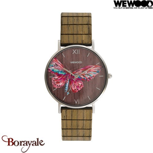 Montre WEWOOD Aurora Tropical Nut 70235-741