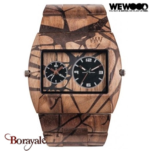 Montre en bois WEWOOD JUPITER Nature tree Nut 70355-716