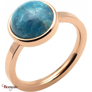 Bague apatite, Collection: Cabochon YOLA Taille 56
