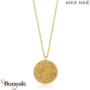 Collection Coins, Collier ANIA HAIE N009-04G