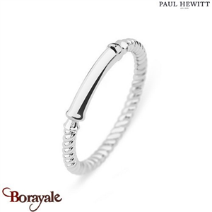 Bague Starboard Acier - Taille 52  PAUL HEWITT Collection Starboard PH-FR-ROP-S-