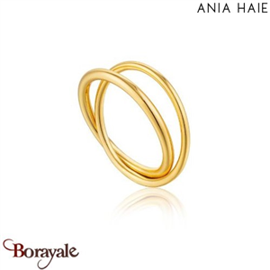 Collection Modern Minimalism, Bague ANIA HAIE R002-01G-54