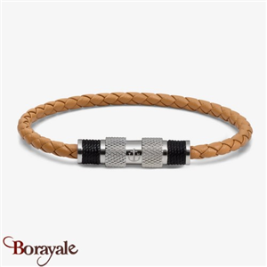 Bracelet TOM HOPE Cardiff Light brown Taille: L