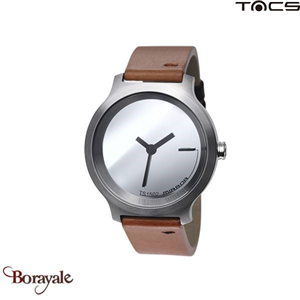Montre  TACS Mirror Homme Marron