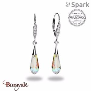 Boucles d'oreilles SPARK made with Swarovski Elements A622AB