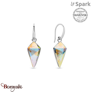 Boucles d'oreilles SPARK collection kite made with Swarovski Elements A966AB