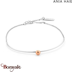 Out of this world, Bracelet Argent et plaqué Or rose ANIA HAIE B001-02T