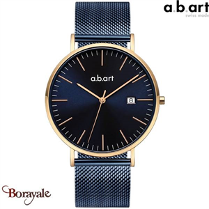 Montre A.B.ART, Série FB - 41 mm FB41-012-5S