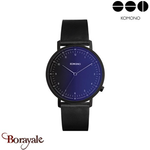 Montre KOMONO Collection LEWIS MIDNIGHT KOM-W4051
