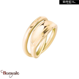 Bague -BREIL MILANO- collection Hypnosis TJ2185 taille 58