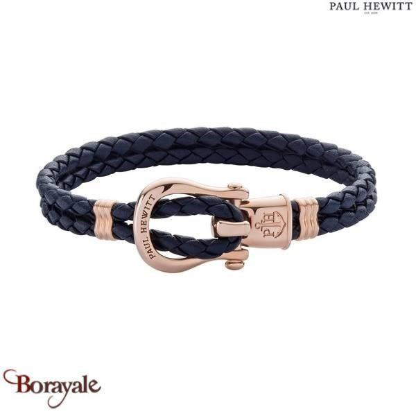 bracelet cuir taille s