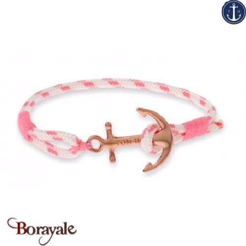 bracelet ancre de marine tom hope s rose gold. Black Bedroom Furniture Sets. Home Design Ideas